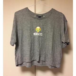 FOREVER 21 - forever21  Tシャツ 半袖 絵文字