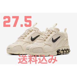 STUSSY / NIKE AIR ZOOM / FOSSIL 27.5cm