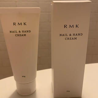 アールエムケー(RMK)のRMK ネイル&ハンドクリーム(ハンドクリーム)
