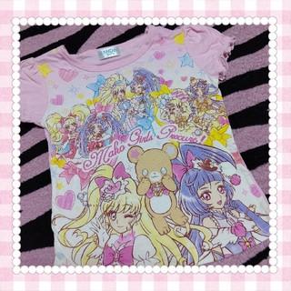BANDAI - 100cm☆魔法使いプリキュア☆Tシャツ