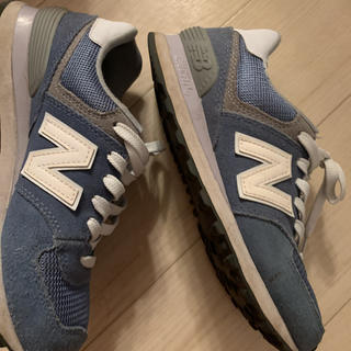New Balance - ニューバランス574 23cm
