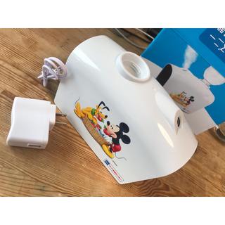 ディズニー(Disney)のDisney柄 ペットボトル加湿器(加湿器/除湿機)
