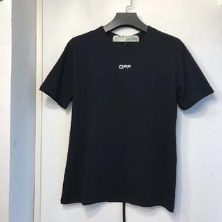 オフホワイト(OFF-WHITE)のOFF WHITE Tシャツ 半袖  夏 男女兼用(Tシャツ/カットソー(半袖/袖なし))