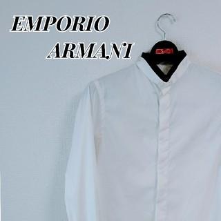エンポリオアルマーニ(Emporio Armani)のEMPORIO ARMANI/エンポリオ アルマーニ/シャツ(シャツ)