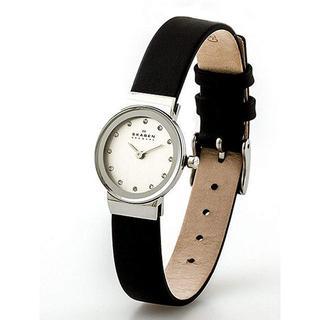 SKAGEN - ◆腕時計 SKAGEN(スカーゲン) 358XSSLBC レディース