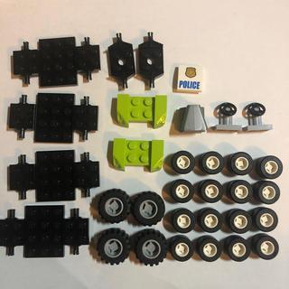 Lego - レゴ タイヤパーツ・タイヤ固定パーツ セット