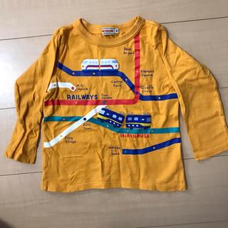 mikihouse - ミキハウス ロングTシャツ 100センチ