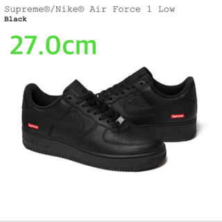 NIKE - 27.0cm Supreme Nike Air Force 1 Low