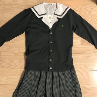 私立高校 夏期 制服