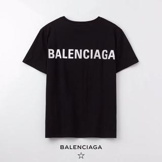 Balenciaga - Tシャツ 半袖 メンズ レディース 夏 黒