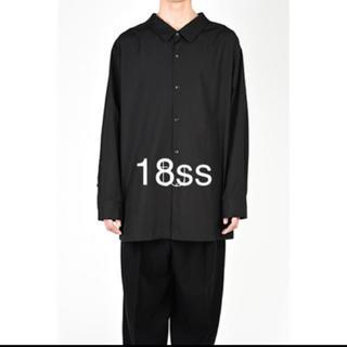LAD MUSICIAN - 18ss BIG SHIRT  42