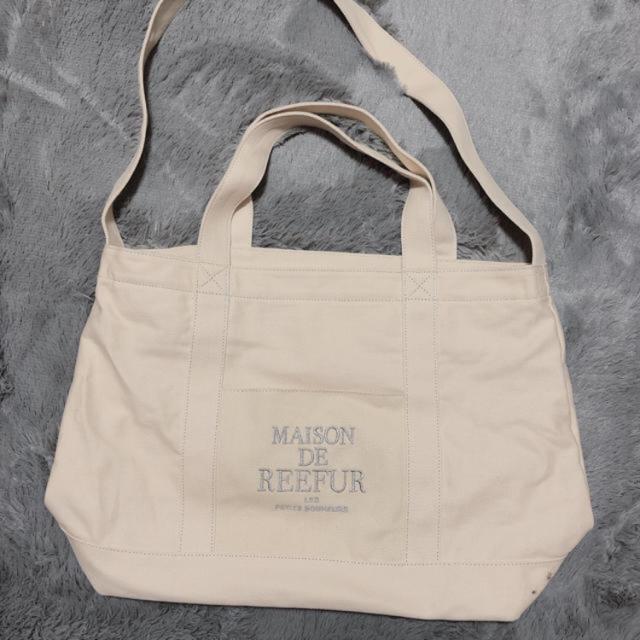 Maison de Reefur(メゾンドリーファー)のメゾンドリーファー トートバッグ レディースのバッグ(トートバッグ)の商品写真