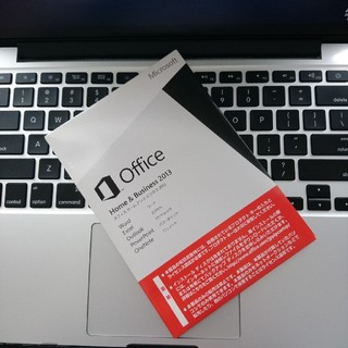 Microsoft - Microsoft Office Home&business 2013【正規品】
