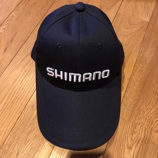 シマノ(SHIMANO)のSHIMANO☆キャップ(ウエア)