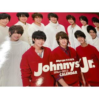 Johnny's - ジャニーズJr.カレンダー 2016.4-2017.3