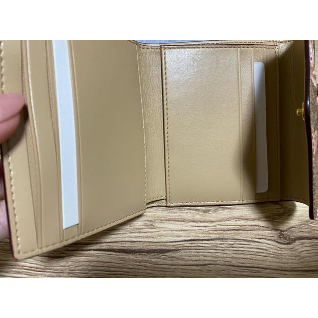 COACH(コーチ)のCOACH 二つ折り財布 レディースのファッション小物(財布)の商品写真