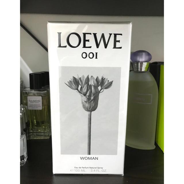 LOEWE(ロエベ)のLOEWE ロエベ 001 ウーマン EDP 100ml ※新品・未開封※ コスメ/美容の香水(香水(女性用))の商品写真