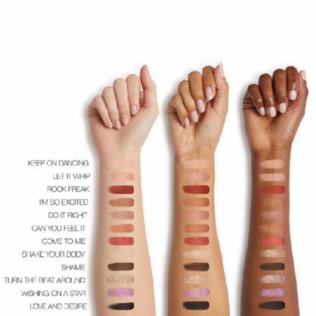 NARS(ナーズ)の限定 NARS インフェルノ アイシャドウ パレット コスメ/美容のベースメイク/化粧品(アイシャドウ)の商品写真