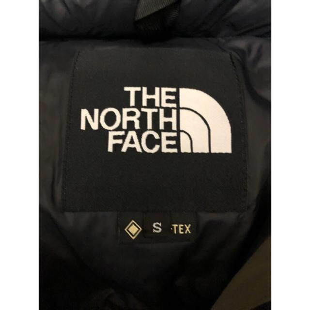 THE NORTH FACE(ザノースフェイス)の美品! THE NORTH FACE マウンテンダウンコート S メンズのジャケット/アウター(ダウンジャケット)の商品写真