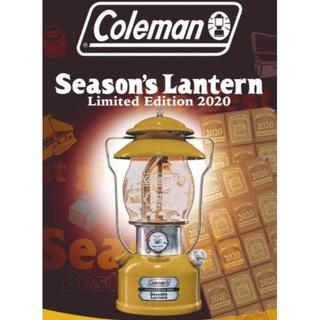 コールマン(Coleman)のColeman Season's Lantern 2020 コールマン ランタン(ライト/ランタン)