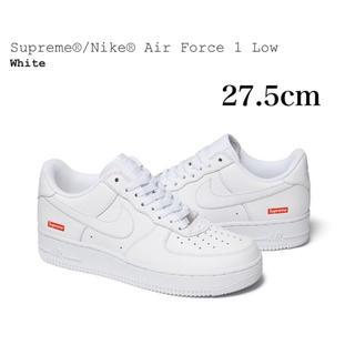 Supreme - SUPREME × NIKE AIR FORCE 1 LOW 27.5cm