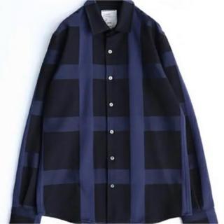 シャリーフ(SHAREEF)のSHAREEFブロックチェックシャツ(シャツ)