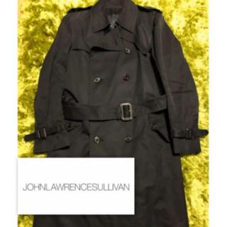 JOHN LAWRENCE SULLIVAN - 【JOHN LAWRENCE SULLIVAN】トレンチコート