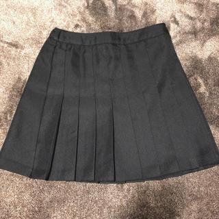 WEGO - wego  プリーツスカート  黒