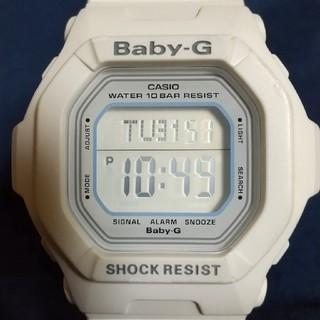 ベビージー(Baby-G)のころちょこさん専用新品電池交換済み割と美品カシオBaby-G BG-5600WH(腕時計)