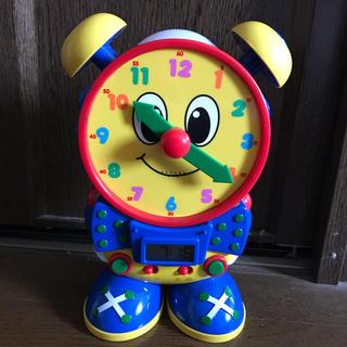 dwe おしゃべり時計