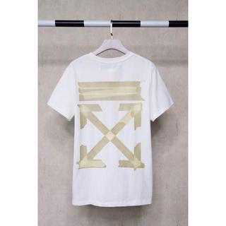 オフホワイト(OFF-WHITE)のOff-White 20ss tシャツ(Tシャツ/カットソー(半袖/袖なし))