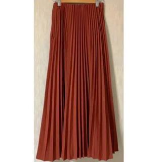 Lily Brown - リリーブラウン プリーツスカート ロングスカート