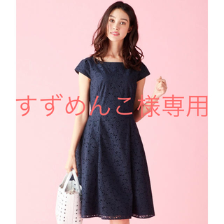 TOCCA - 【美品】TOCCA SPRING WALTZ FLOWER WOMAN ワンピ