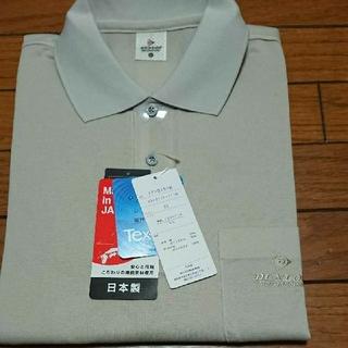 ダンロップ(DUNLOP)のDUNLOPメンズ長袖日本製ポロシャツ(ポロシャツ)