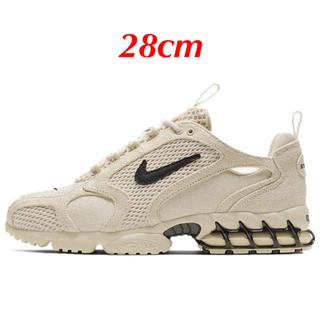 NIKE - 28cm 新品 Stussy x Nike Air Zoom Spiridon