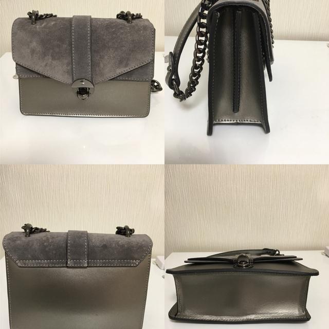 ショルダーバッグ 未使用 イタリア製 レディースのバッグ(ショルダーバッグ)の商品写真