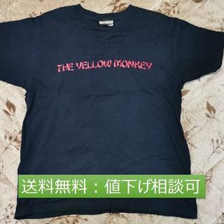 【送料無料】THE YELLOW MONKEY ライヴシャツ(Tシャツ/カットソー(半袖/袖なし))