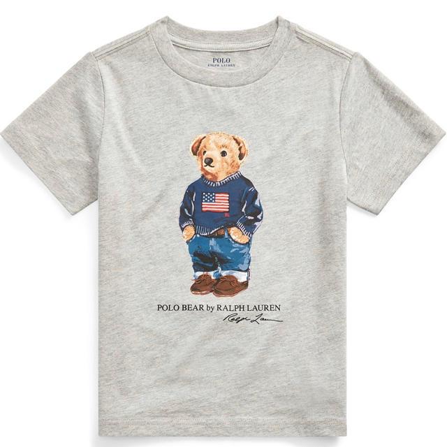 POLO RALPH LAUREN(ポロラルフローレン)の★POLO BEAR ★ラルフローレンポロベアTシャツ6/120 キッズ/ベビー/マタニティのキッズ服男の子用(90cm~)(Tシャツ/カットソー)の商品写真