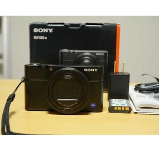 SONY - 【元箱付き】SONY Cyber-shot rx100m6 8倍ズーム