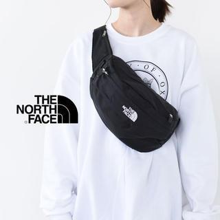 THE NORTH FACE - ノースフェイス  ウエストバッグ スウィープ ブラック 最安値
