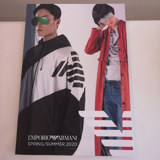 エンポリオアルマーニ(Emporio Armani)の[エンポリオ・アルマーニ]2020SSカタログ(ファッション)