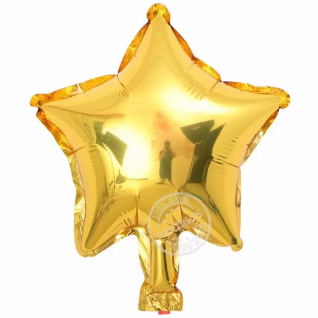 数字バルーン ピンク 1 1歳 誕生日 飾り ピンクゴールド 誕生日会 キッズ/ベビー/マタニティのメモリアル/セレモニー用品(その他)の商品写真
