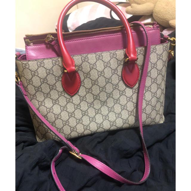 ゴールド 時計 女性 偽物 、 Gucci - gucci 40万 昨年購入 傷、汚れあり 格安❤️ の通販