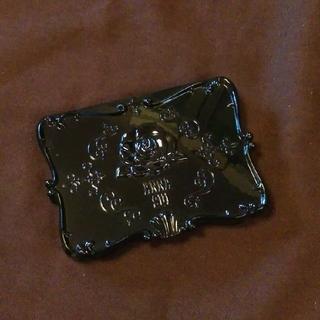 アナスイ(ANNA SUI)のANNA SUI あぶらとり紙とミラー付きケース 未使用!(あぶらとり紙)