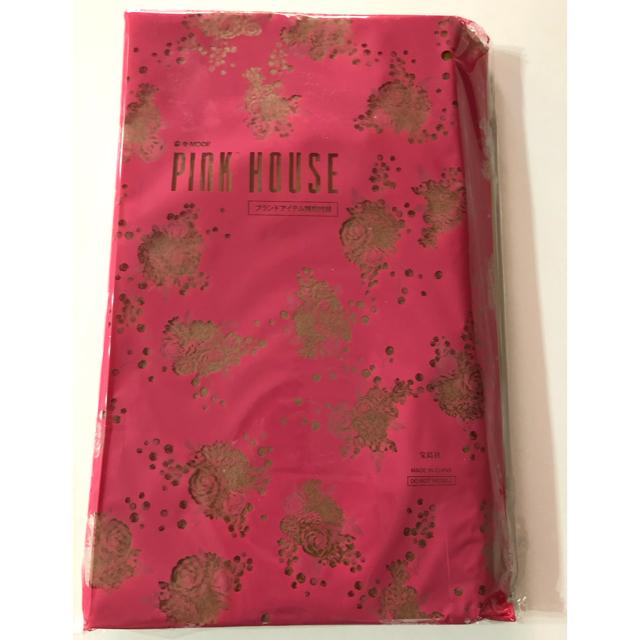 PINK HOUSE(ピンクハウス)のPINK HOUSE ムック本付録 巾着型ビックバッグ レディースのバッグ(トートバッグ)の商品写真