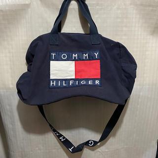 トミーヒルフィガー(TOMMY HILFIGER)のTOMMY HILFIGER バッグ ボストンバッグ ドラムバッグ 黒(ボストンバッグ)