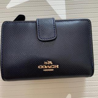 COACH - コーチ coach 二つ折り財布 短財布