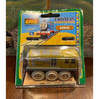 ブリオ(BRIO)の木製トーマス♡BRIO♡ドッジ(電車のおもちゃ/車)