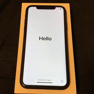 iPhone - iPhone XR Black 64 GB SIMフリー