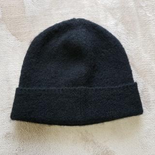ヨウジヤマモト(Yohji Yamamoto)のニット帽(ニット帽/ビーニー)